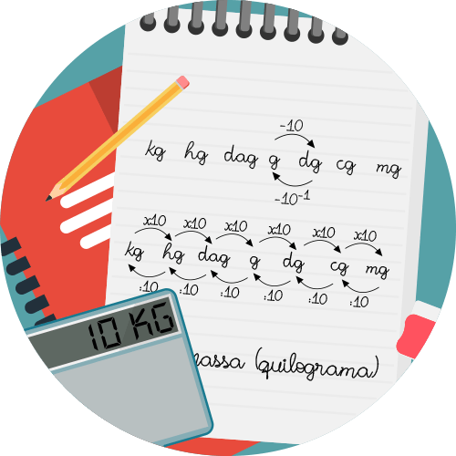 0e3211f26 Exercícios de Unidades de medida de massa (quilograma)   Matika ...